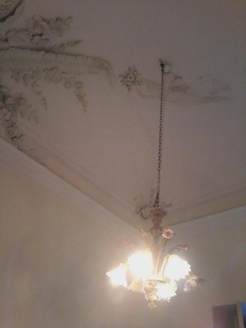 Nouveau plafond