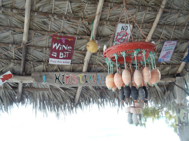Araña de Tiki de Kim (galardonado)