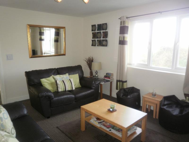 Southerness cottage rental - living room