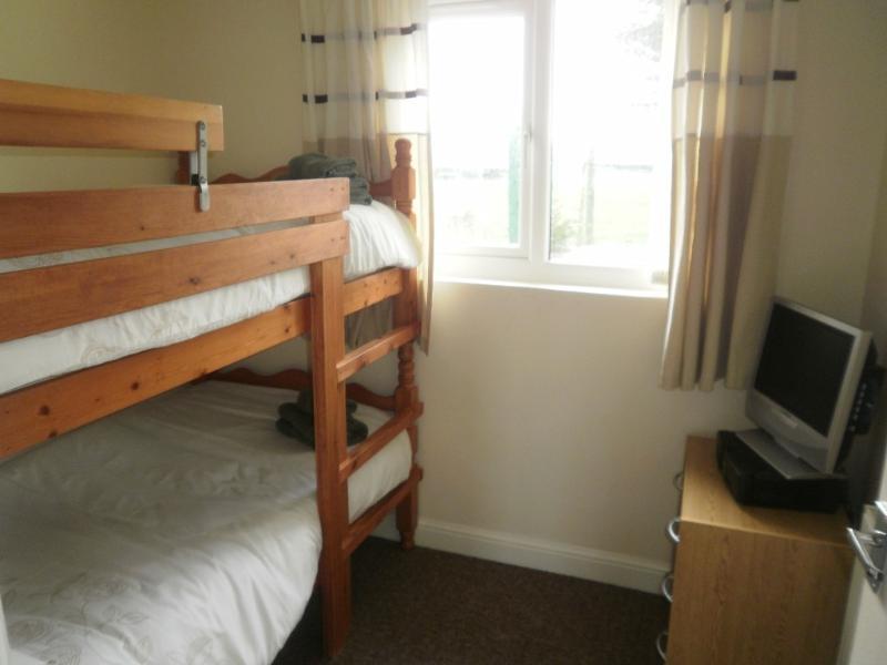 Southerness cottage rental - bedroom 3