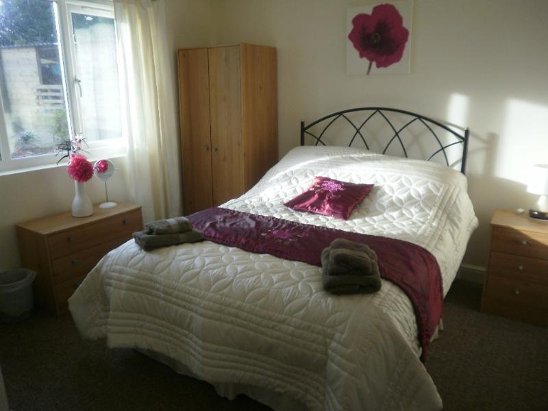 Southerness cottage rental - bedroom 2