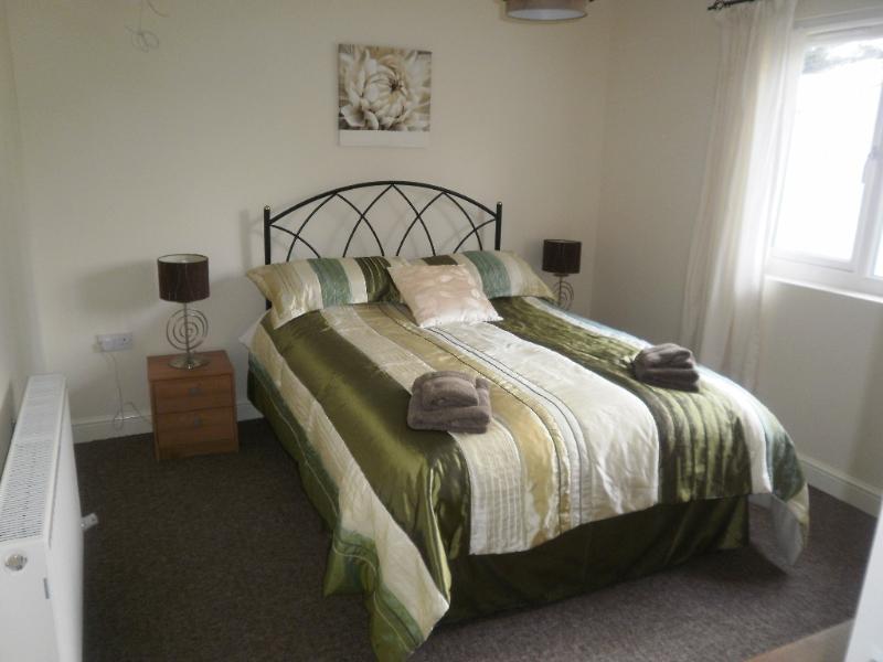 Southerness cottage rental - bedroom 1