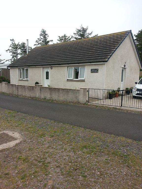 Southerness cottage rental
