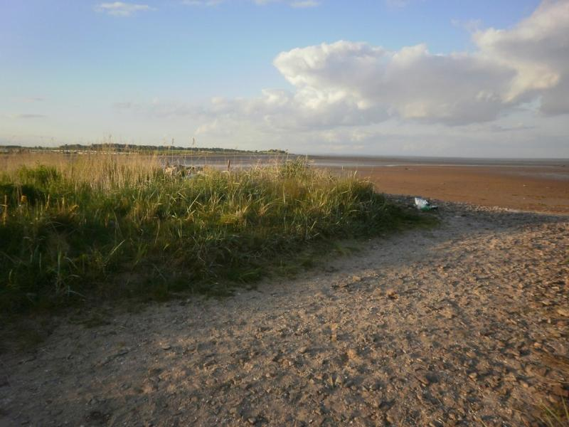 Southerness cottage rental - Beach