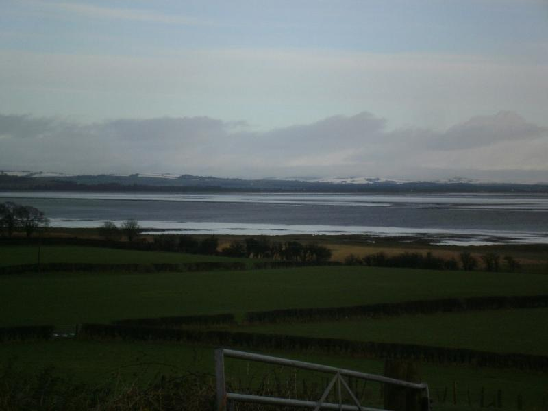 Southerness cottage rental - view of bay
