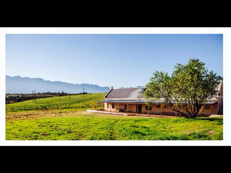 DMN Stud, vacation rental in Tulbagh