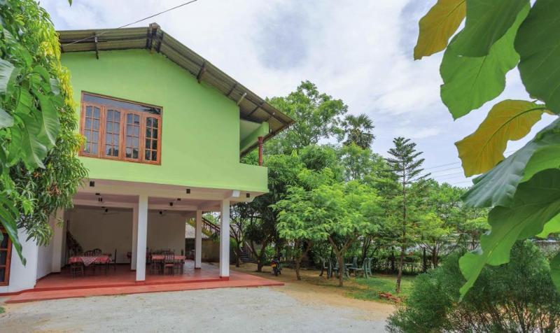 Jayaru's Home – semesterbostad i Polonnaruwa