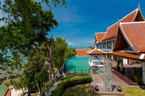 Villa 7999- Beachfront, holiday rental in Surat Thani