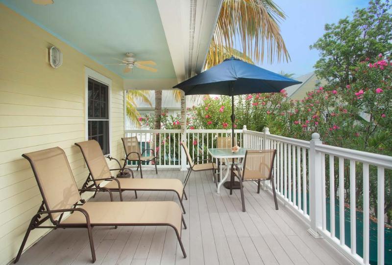 Rear Porch / Deck