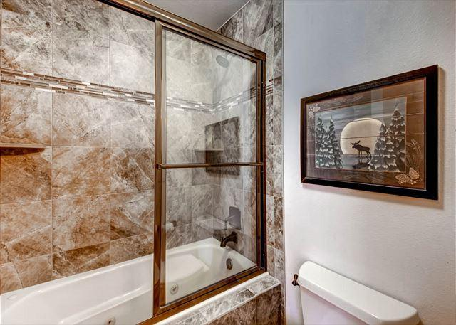 Corral Master Bathroom Breckenridge Lodging Vacation Rentals