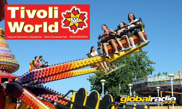 Tivoli World Theme Park,  Benalmadena