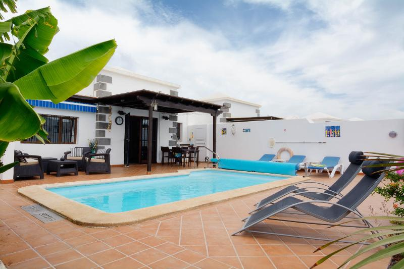 Villa Sereno. Parque Del Rey. Playa Blanca., vacation rental in Playa Blanca