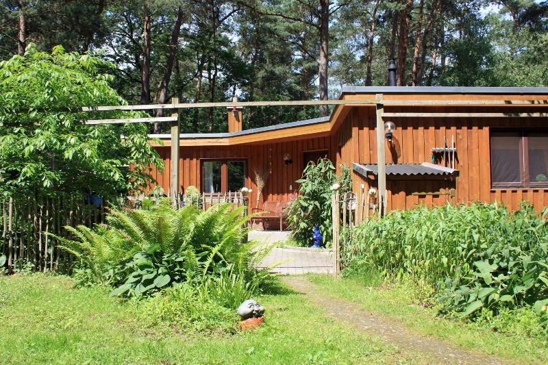 Holiday House in the nature park Wildeshauser Geest