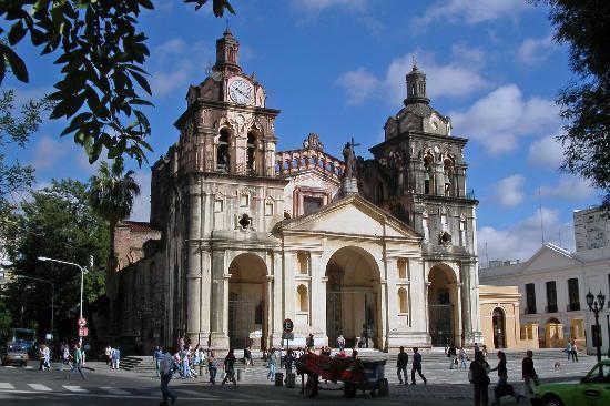 Cathedral of Cordoba, 9 blocks