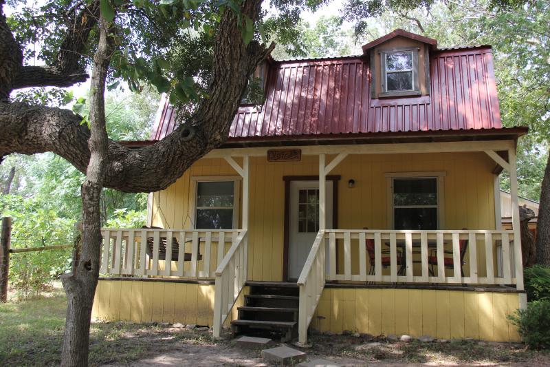 Voorste cabine
