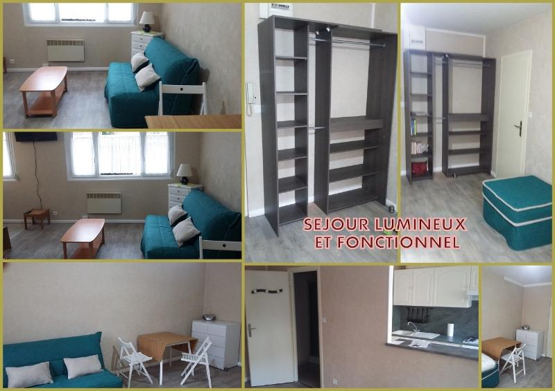 studio Malo les Bains Centre, holiday rental in Gravelines