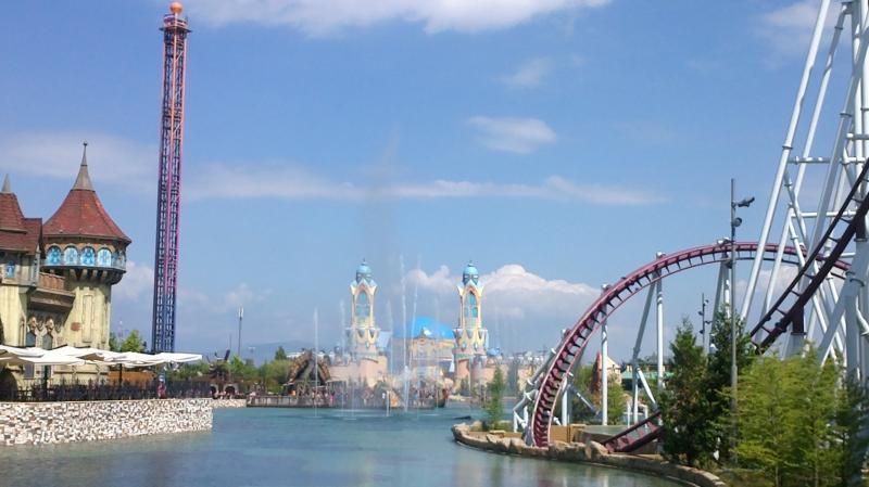 Parco giochi Rainbow Magicland