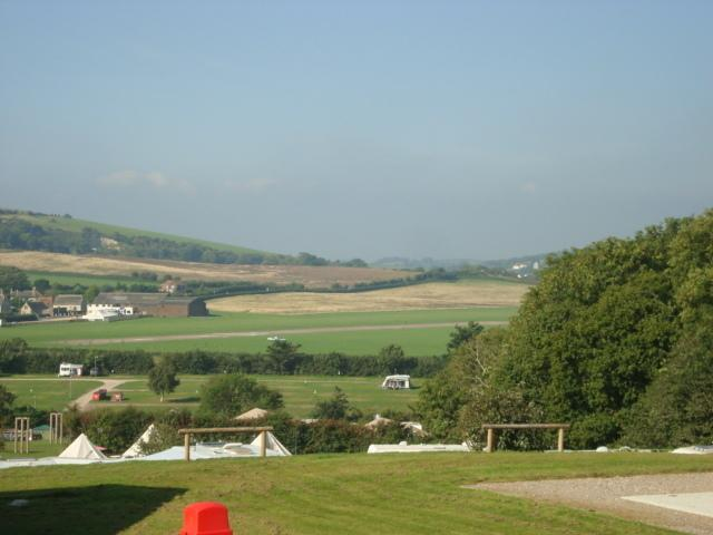 Stunning valley views from probably the best position on site!!!.