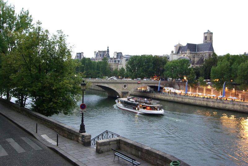 Luxury Île Saint-Louis, location de vacances à Paris