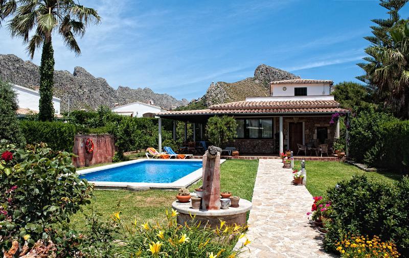 Villa Casa Dos, alquiler de vacaciones en Port de Pollença