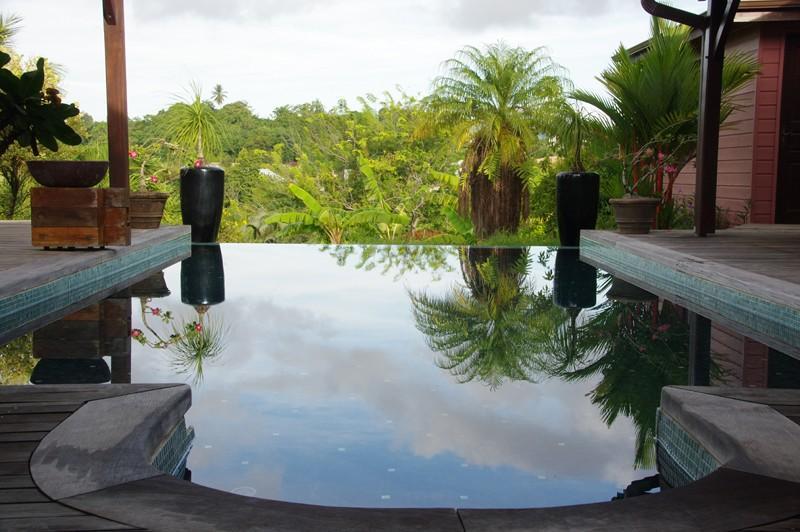 bungalow piscine