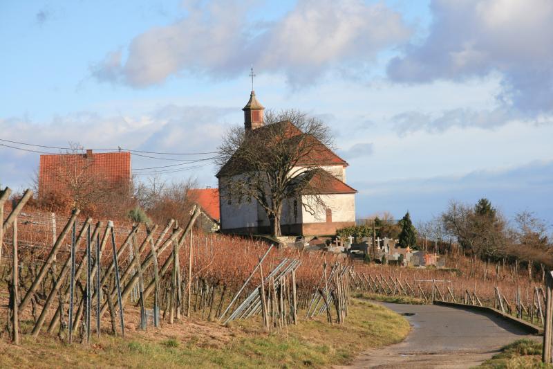 Notre église du XIIe siècle