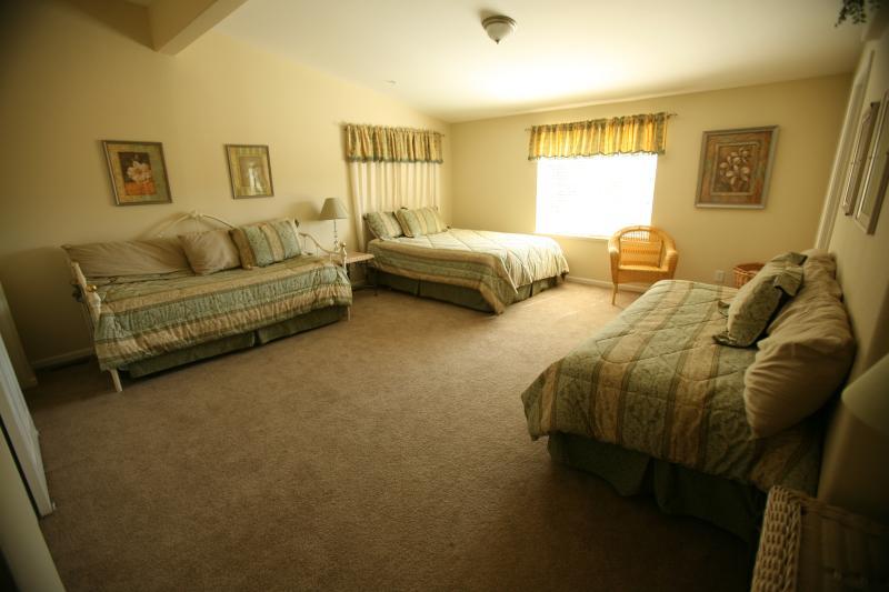 Plenty of beds