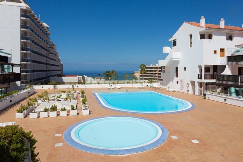 Costa Adeje, apartament vicino alle migliori spiagge
