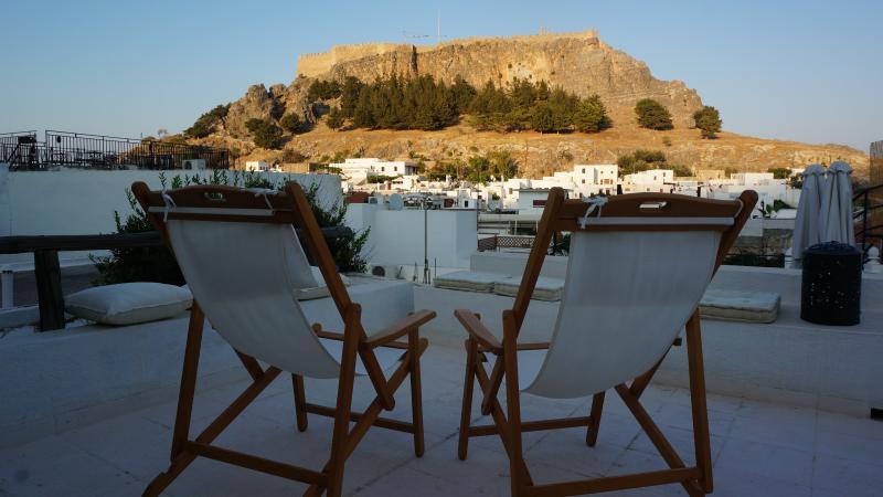 Villa Aphrodite Lindos, holiday rental in Lindos