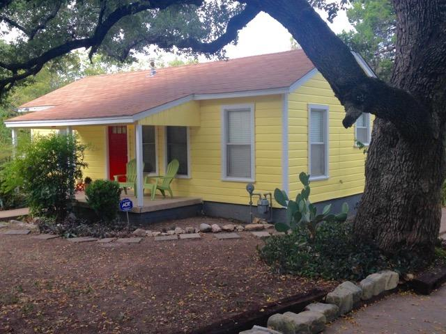 Fully-remodeled 1949 cottage.  Enjoy the front porch in the mornings.  Fenced all the way around the