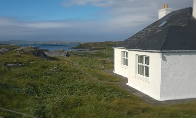 Sea Views from Atlantic View Cottage
