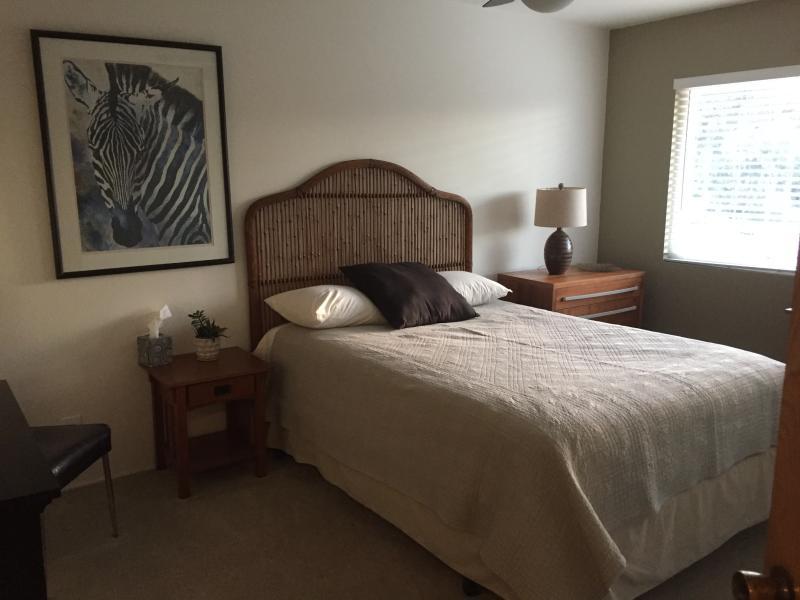 Quarta camera da letto con letto matrimoniale