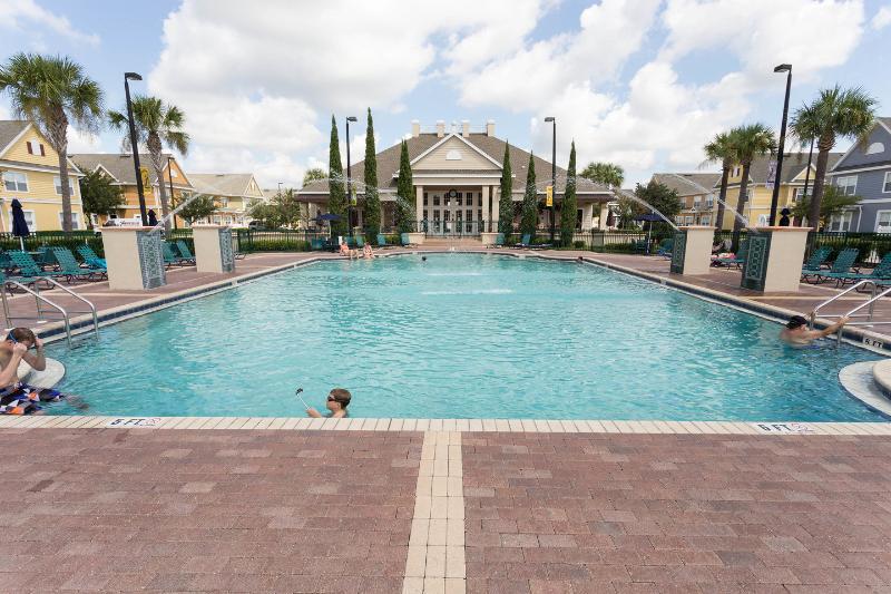 The Club House Pool