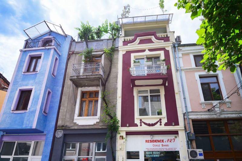 Residence Art, vacation rental in Kalofer