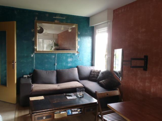 appartement lumineux  40m2 avec parking - Nantes - appartement