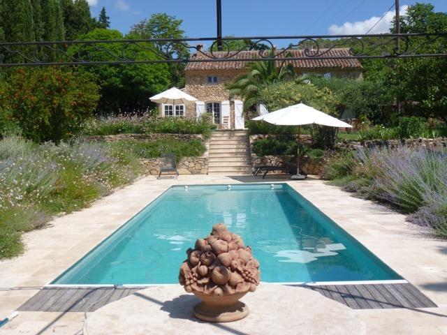 location appartement Villecroze Mas Provençal