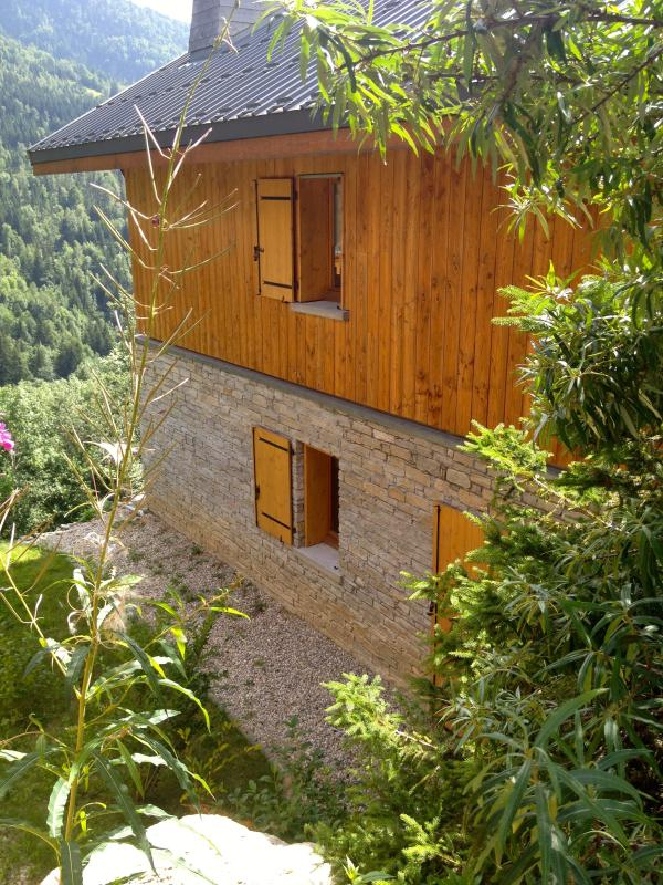 Another view of the chalet