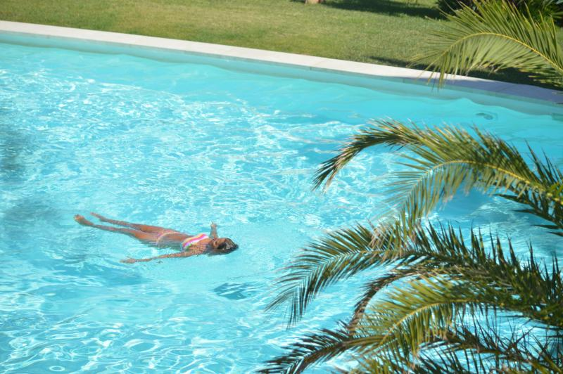 Romantic Penthouse - Pool / WiFi ( Feel like at home ), holiday rental in Santa Teresa Gallura