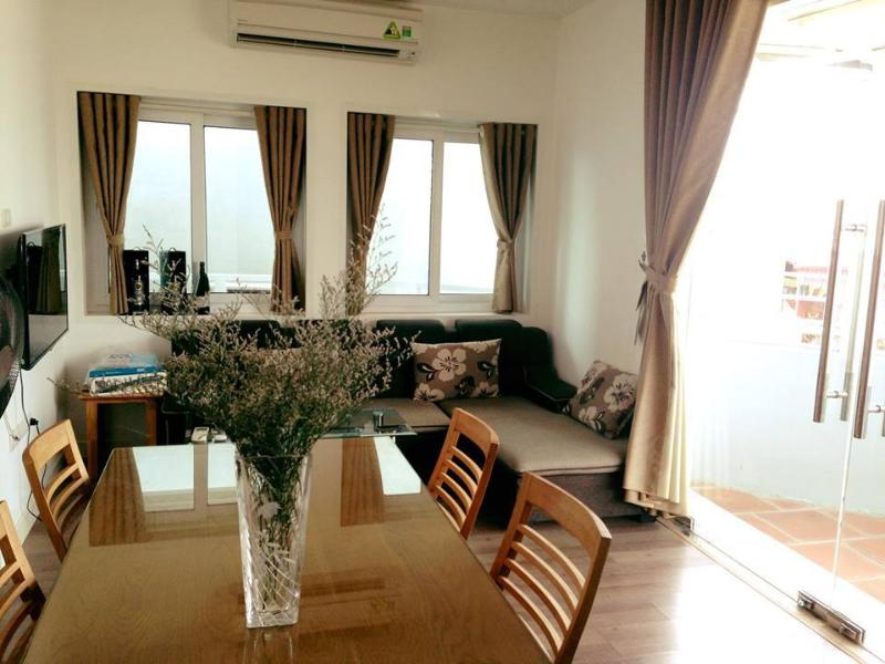A cozy one bedroom apartment near West Lake, holiday rental in Hanoi