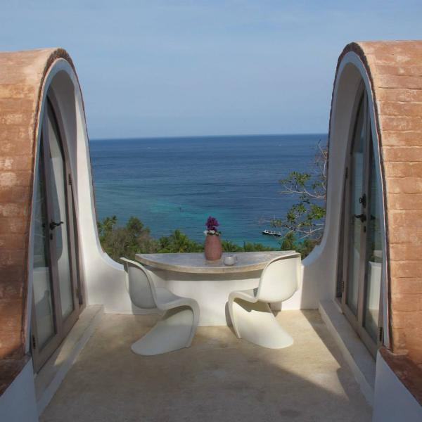Magical Dome Village in Mentigi Bay-Lombok, holiday rental in Tanjung