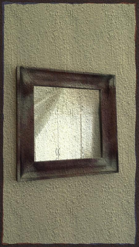 Espejo espejo en la pared...
