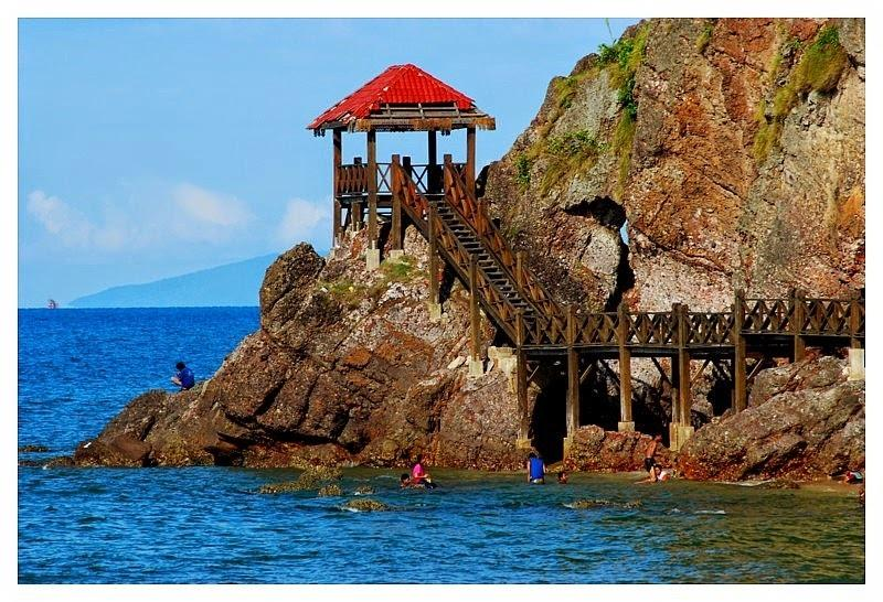 Pantai Bukit Kluang (Gua)