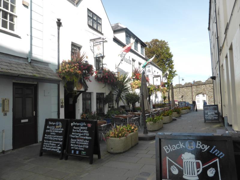 Pub in Caernarfon