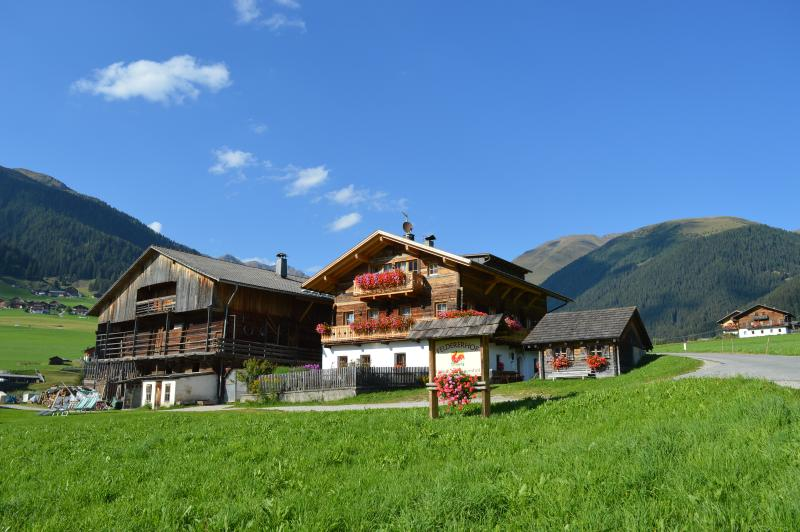 Feldererhof - Appartment Alpenrose, vacation rental in Valle di Casies