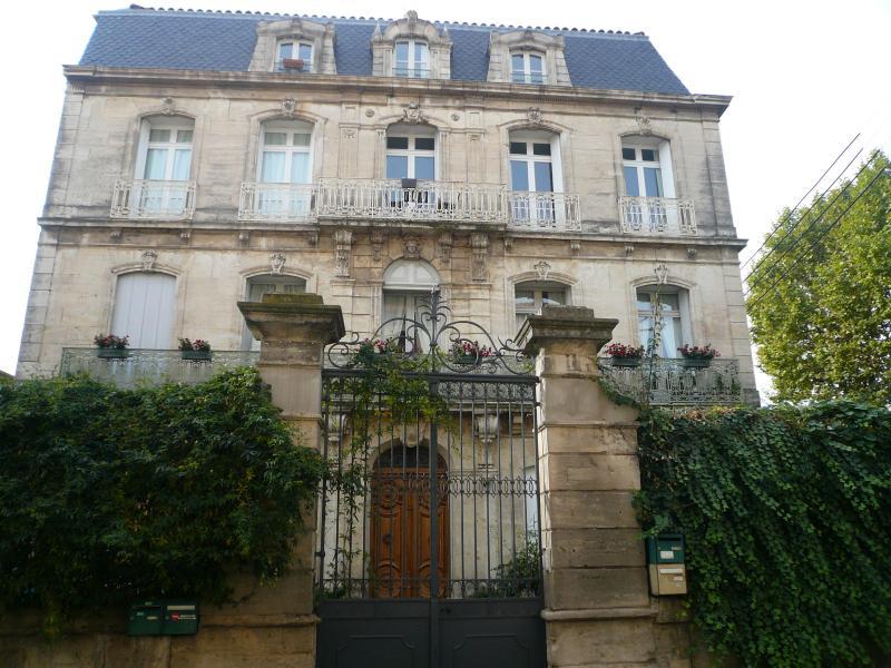 Haussmann-Stil-Villa