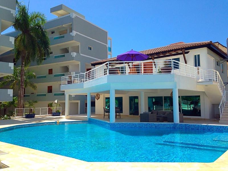 NEW 1 bed ocean view Apt. 301A, aluguéis de temporada em Boca Chica