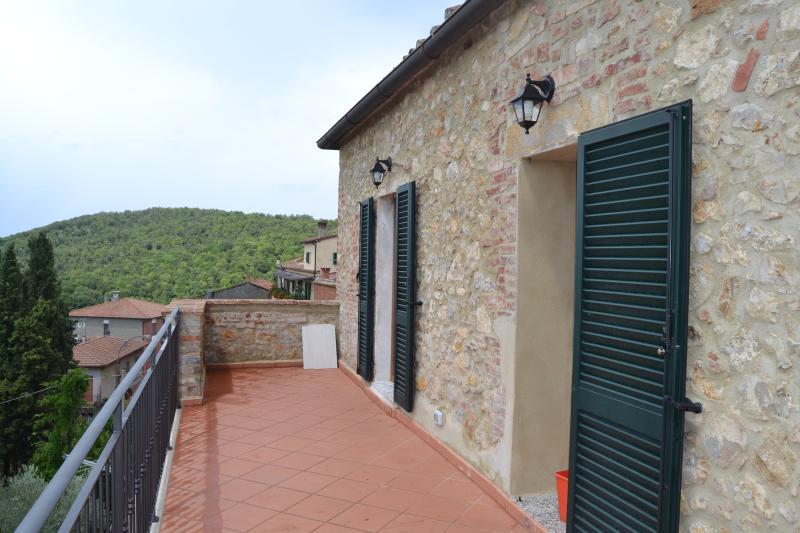 appartamento, location de vacances à Montisi