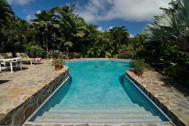 Maison de chaux pour piscine