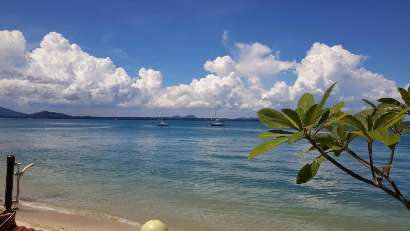 wonderful beaches and islands nearby
