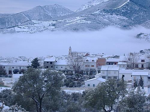 Sierra de las Nieves, Yunquera nevada.